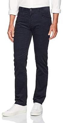 Armani Jeans Men's Stretch Velvet 5 Pocket Pant