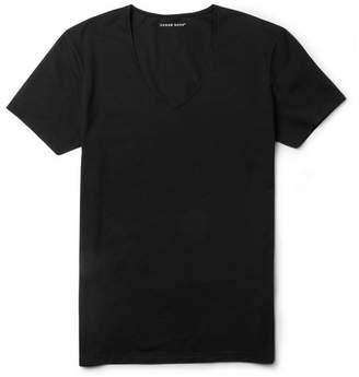 Derek Rose Jack Stretch-Pima Cotton T-Shirt