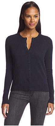 Cashmere Addiction Women's Cardigan Sweater
