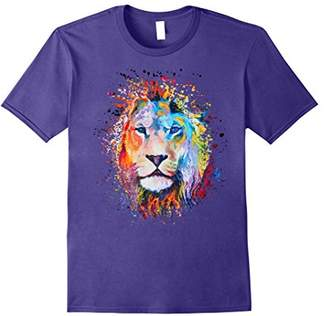 Lion Strength & Courage Survival Mode T-Shirt King of Life