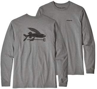 Patagonia Men's Long-Sleeved Flying Fish Responsibili-Tee®