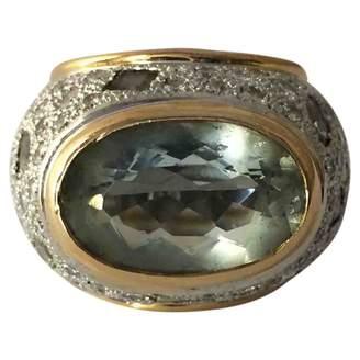 Pomellato White gold ring