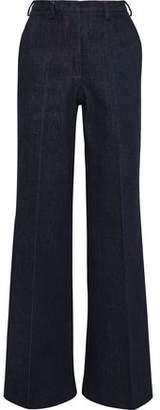 Roberto Cavalli High-rise Wide-leg Jeans