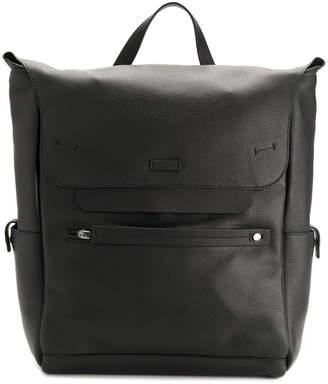 Furla flap backpack