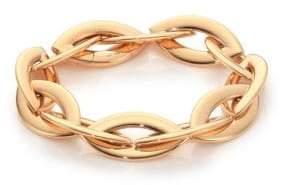 Marquis Vhernier Doppio Senso 18K Rose Gold Chain Bracelet
