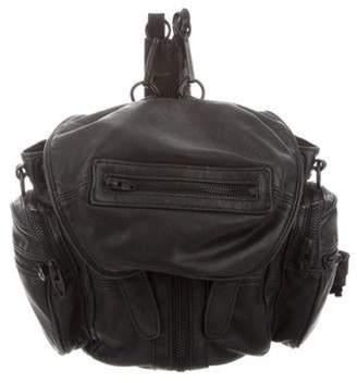 Alexander Wang Convertible Marti Backpack Black Convertible Marti Backpack