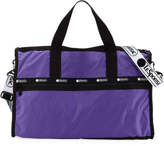 Le Sport Sac Candace Nylon Weekender Bag