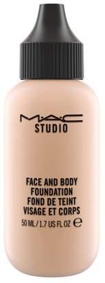 MAC Cosmetics - 'Studio Face And Body' Liquid Foundation 50Ml