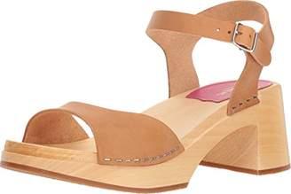Swedish Hasbeens Women's Mia Heeled Sandal