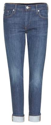True Religion Liv cropped jeans