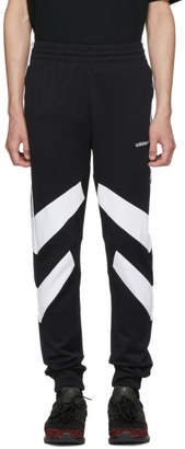 adidas Black and White Palmeston Lounge Pants