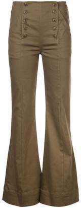 Ulla Johnson flared jeans