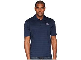 Champion College Penn State Nittany Lions Textured Solid Polo Men's Short Sleeve Pullover