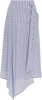 Asymmetrical Drape Skirt