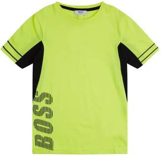 HUGO BOSS Contrast Panel T-Shirt