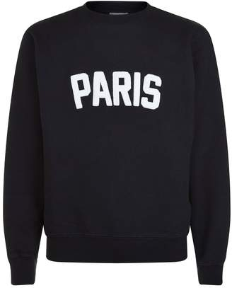 Sandro Chenille Paris Sweater