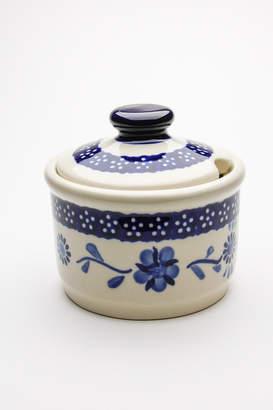 Polish Pottery ポーリッシュポタリー シュガーポット