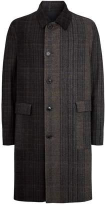 Stephan Schneider Wool Purpose Check Coat