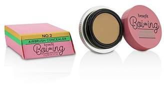 Benefit Cosmetics Boi ing Airbrush Concealer - # 02 (Light/Medium) - 5g/0.17oz