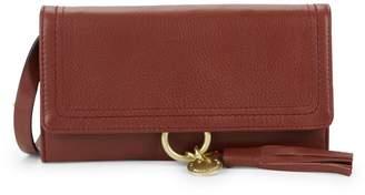 Cole Haan Fantine Leather Smartphone Crossbody Bag