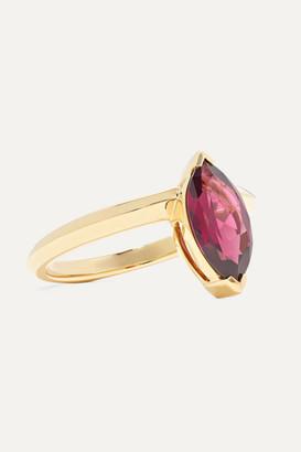 Stephen Webster Jitterbug 18-karat Rhodolite Ring - Gold