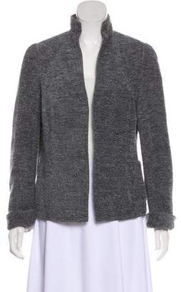 Akris Open Front Knit Jacket