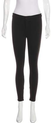 Vince Mid-Rise Cropped Pants