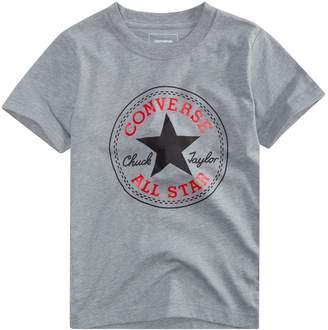Converse Boys 4-7 Chuck Patch Graphic Tee