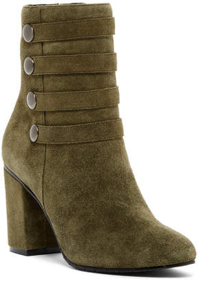 Kenneth Cole Reaction Time to Be Suede Bootie