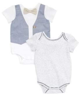 Baby Boy's Set of Two Classic Bodysuit