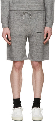 Dsquared2 Grey New Dan Shorts $295 thestylecure.com