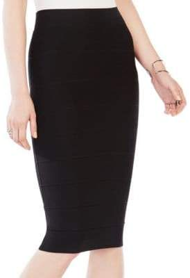 BCBGMAXAZRIA Alexa Slim-Fit Pencil Skirt