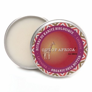 Out of Africa Organic Shea Butter, Lavender