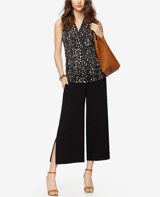 A Pea In The Pod Maternity Wide-Leg Pants $88 thestylecure.com