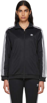 adidas Black Contemp BB Track Jacket