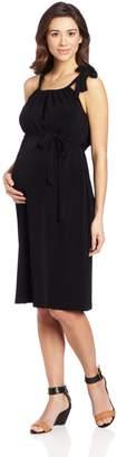 Ripe Maternity Women's Maternity Trixie Dress