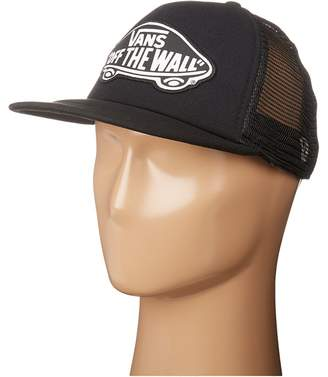 Vans Beach Girl Trucker Hat Caps