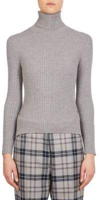 Thom Browne Wool Turtleneck Sweater