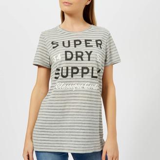 Superdry Women's Classique Goods Long Line T-Shirt