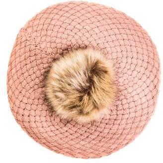 Pop Fashionwear Pom Pom Beret Slouchy Beanie Winter Women Baggy Hat 801HBF