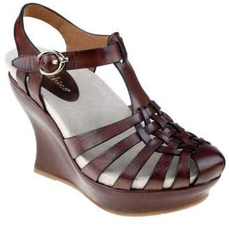Earth Earthies Palermo Wedge Sandals