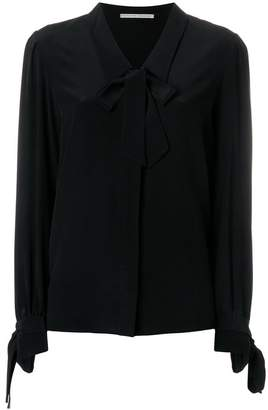 Marco De Vincenzo bow tie shirt