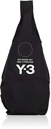 Y-3 Men's Logo Sling Messenger Bag