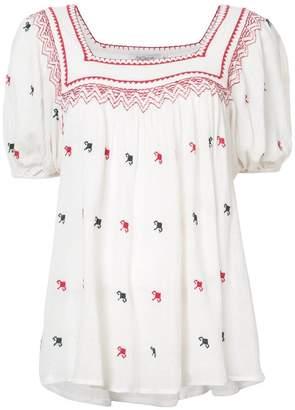Mes Demoiselles Fairy blouse