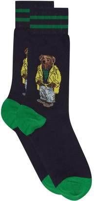 Polo Ralph Lauren Polo Bear Crew Socks