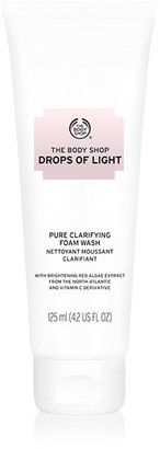 The Body Shop Drops of Light Pure Clarifying Face Wash