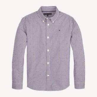 Tommy Hilfiger Pure Cotton Check Shirt