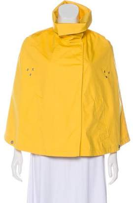 Burberry Casual Oversize Poncho
