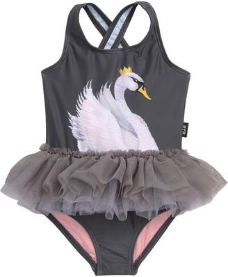Rock Your Baby Swan Lake Tutu Bodysuit