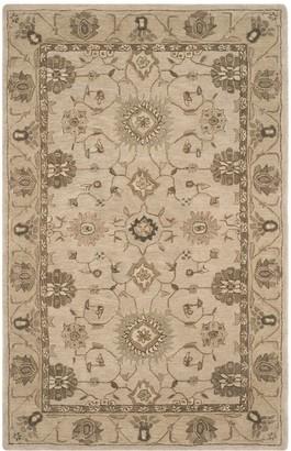 Safavieh Anatolia Cameron Framed Floral Wool Rug